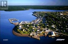 Digby, Nova Scotia, where folk artist Maud Lewis lived