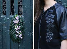 foto - Julie Hrnčířová styling a produkce - Jana Patočková Bomber Jacket, Style, Swag, Bomber Jackets, Outfits