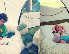 10 Tips For Camping With Toddlers