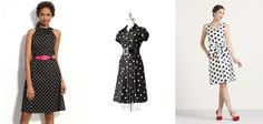 More and more Polka dresses
