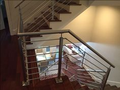 Charmant Stainless Steel Cable Railing By Houston Stair Company