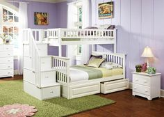 Kids Bunk Beds | The Best Space Saving Solution#foobox-7/0/272-kids-bunk-beds-stairs.jpg