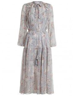 Stranded Garland Dress