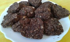 Ovseno-kokosové sušienky Agaves, Czech Recipes, Healthy Snacks, Sweet Tooth, Clean Eating, Beef, Chocolate, Desserts, Czech Food