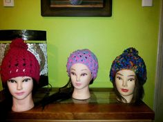 Gorros de lana de oveja $3000 c/u Crochet Hats, Beanie, Fashion, Wool Hats, Caps Hats, Sheep, Accessories, Knitting Hats, Moda