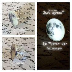 Full Moon Victorian Adjustable Ring
