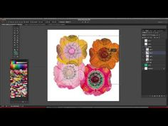 How to repeat a pattern in Photoshop - Studio Bricolaged