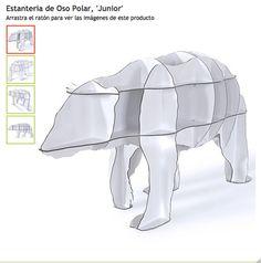 Polar bear shelf!!!!!!!!!!!!