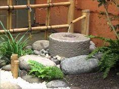 Jardín Japonés en Costa Rica, 3 m2 Tsuboniwa,Deco Zen Design