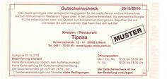 essen gehen Kneipen Restaurant Tipasa Lübeck