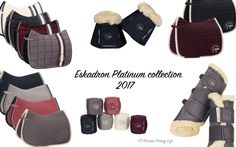 Have a closer look at the new Eskadron Platinum collection 2017