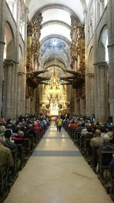 Turning 50 and walking the Camino - Review of Cathedral of Santiago de Compostela, Santiago de Compostela, Spain - TripAdvisor