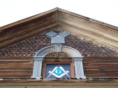 $20 8x10 Masons Lodge Silver City ID