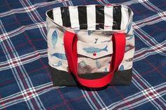 kostenlose Anleitung Picknicktasche