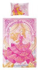 Taç Lisanslı Nevresim + Yastık Kılıfı Barbie Three Musketeers
