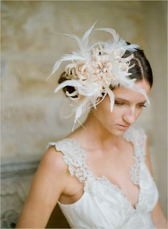 Claire Pettibone 2012 Wedding Collection  Photographed by Elizabeth Messina