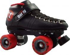 Vanilla Renegade  Boot: Vanilla Renegade  Plate: Vanilla Junior  Wheels: Vanilla Revenge 95A/90A  Bearings: Vanilla ABEC-9 Speed   Toe Stops: Vanilla Short Stem Toe Stop  Color: Black Only  $249.00