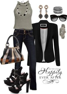 """""""Happily Ever After"""" by rooney-chu on Polyvore"""