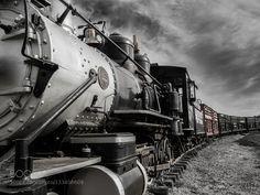 Old Train #PatrickBorgenMD