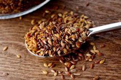 льняное семя с кефиром для очистки кишечника от шлаков