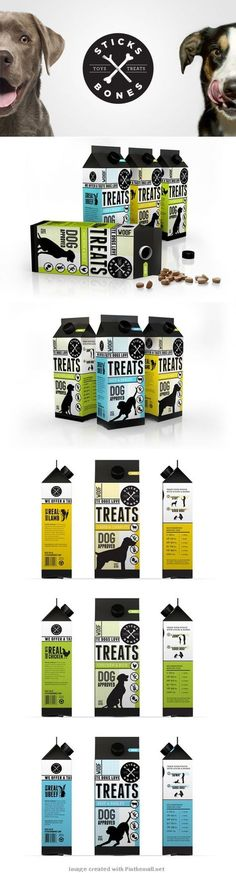 Pet Food Packaging Design Curated by Little Buddha