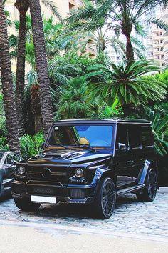 Extreme cool Mercedes G - Benz - Autos Mercedes G Wagon, Mercedes Benz G Class, Mercedes Benz Amg, My Dream Car, Dream Cars, Rich Cars, Benz Car, Future Car, Amazing Cars