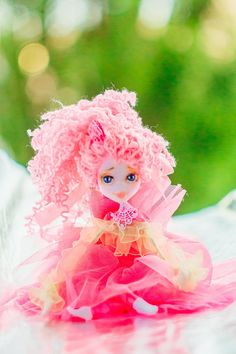 Handmade Dolls fairy fantasy. Art dolls Fantasy doll Art sculpture OOAK fairy doll posable