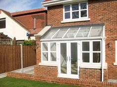 lean to Garden room Lean To conservatories in Essex. All our conservatories designed and built in Essex. Garden Room, House, Greenhouse Plans, House Siding, House Exterior, New Homes, Conservatory Extension, Lean To Conservatory, Conservatory Design
