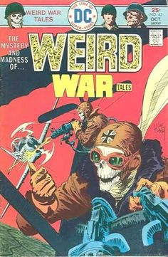 Weird War Tales #42 (Issue)