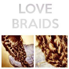 Combo MermaidBraid by Love2Braid  #braids #braidstyle #hair #hairstyle #hairstylist #braidstylist #fashionbraids