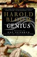 Genius by Harold Bloom - Reading right now. Super interesting and inspiring. I write down a quote at least every other page.