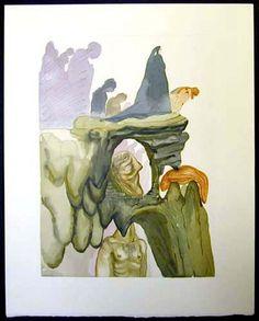 Salvador Dali's Divine Comedy - Inferno