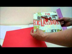 8x8 Flip Pocket Mini Album - Part 2 - Tutorial Tips