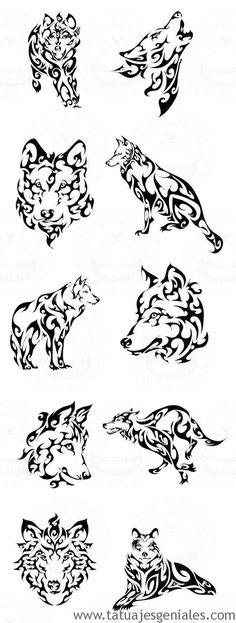 Los 50 Mejores Tatuajes de Lobos y sus Significados