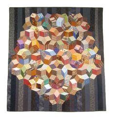 """""""Penrose Tiles"""" - Baby Blocks gone insane-  by Evelyn Judson"""