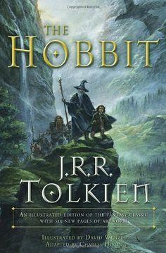 DEAL ALERT: The Hobbit (Graphic Novel Version) – 32% off via @hiphmschoolmoms