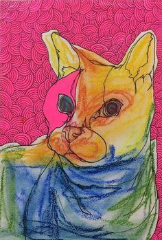 動物画「あなたがもっとも美しい」[Enaly]   ART-Meter