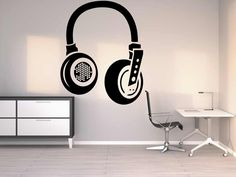 Removable Vinyl Sticker Mural Decal Wall Decor by TopRaccoonShop