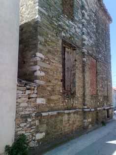 Kanalia Volou.An old and traditional building