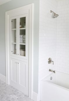 Image result for how to build a linen closet