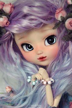 My Iced Macaroon  ♥ by Polka Dolls Fabrics