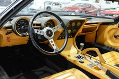 Car Make/Model Lamborghini Miura P400 Year 1967 Summary Lamborghini Miura P400 upgraded to SV by the factory in period.