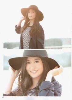 "NMB48 Kei Jonishi ""Trench Coat"" on My Girl Magazine"