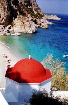 Kyra Panagia, Karpathos, Greece