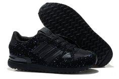 Zapatillas Adidas Originals ZX 750 IFL Cosmos Mujer Azul Antracita  NegroukQo25 1 ce153d16122