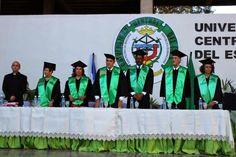 Revista El Cañero: UCE Gradúa 359 nuevos profesionales