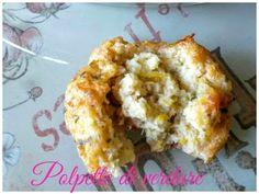 Polpette di verdure / boulette de légumes