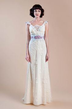 Claire Pettibone 2013 Spring Summer Bridal Collection