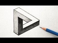 20 trendy, cool art drawings Fantastic optical illusions Source by Optical Illusions For Kids, Optical Illusions Drawings, Illusion Drawings, Cool Illusions, Illusions Mind, Easy 3d Drawing, 3d Drawing Tutorial, Paper Drawing, Drawing Ideas