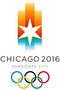 Olympic logo // Chicago 2016